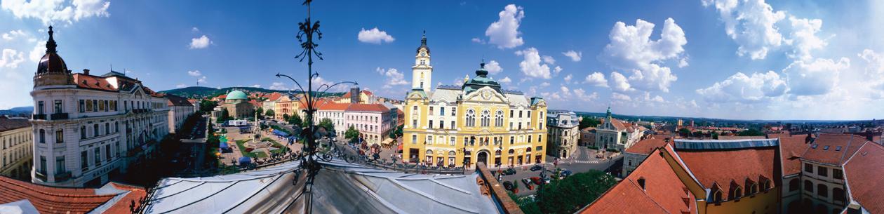Kouzlo Zsolnay v Pécsi